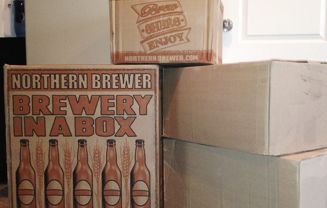 Homebrew in a Box