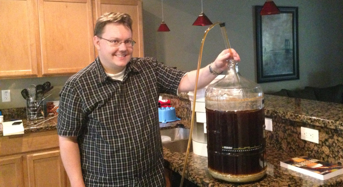 Brew Day No. 2: American Amber Ale - Tim Haran