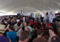 Mountain Brewers Beer Fest - Crowd